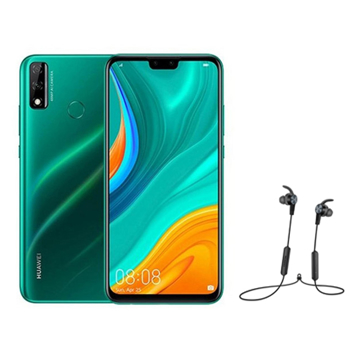 Picture of Huawei Y8s Dual Sim, 4G, 64GB - Emerald Green