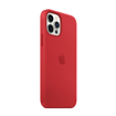 Picture of Apple iPhone 12 - 12 Pro Silicone Case with MagSafe - (PRODUCT)RED