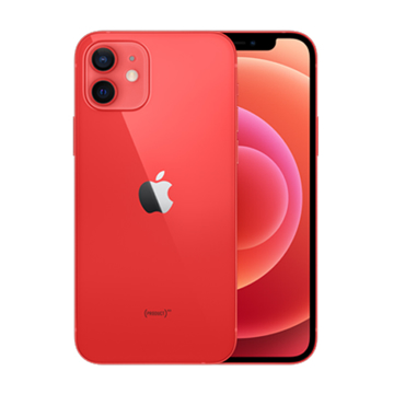 Picture of Apple iPhone 12 Mini, 64 GB - (PRODUCT)RED
