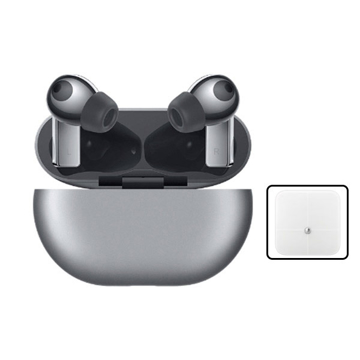Picture of HUAWEI FreeBuds Pro - Silver Frost