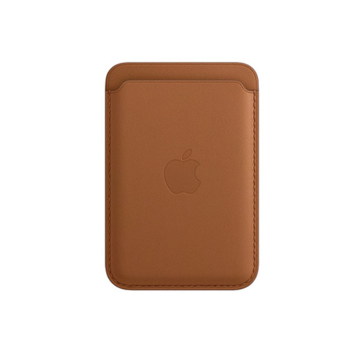 Picture of iPhone Leather Wallet with MagSafe - Saddle Brown