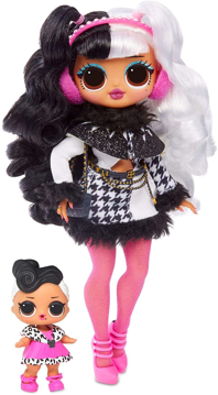Picture of L.O.L Surprise O.M.G. Winter Disco Dollie And Dollface Fashion