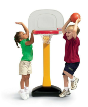Picture of Little Tikes Basketball Playset