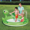 Picture of Bestway Interactive Turtle Play Pool 180X152X66CM  -26-53042