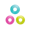 Picture of Intex Transparent Tire Tube - 1 piece & color may vary