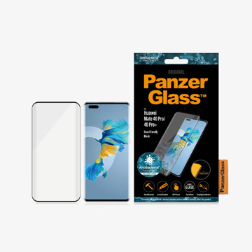 Picture of PanzerGlass , Screen Protector For Huawei Mate 40 Pro/40 Pro+ CF - Black