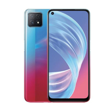 Picture of OPPO A73 Daul Sim , 5G, 128 GB , Ram 8 GB - Neon
