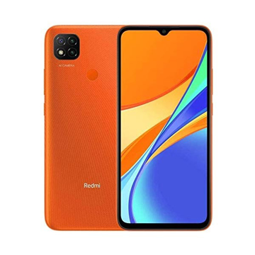 Picture of Xiaomi Redmi 9C , 4G, 64 GB , Ram 3 GB - Sunrise Orange