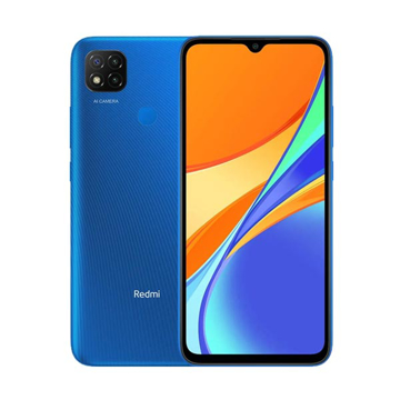 Picture of Xiaomi Redmi 9C , 4G, 64 GB , Ram 3 GB - Twilight Blue