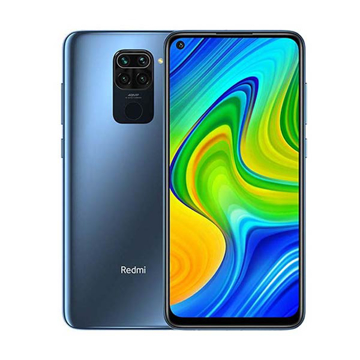 Picture of Xiaomi Redmi Note 9, 4G, 64 GB , Ram 3 GB - Midnight Grey