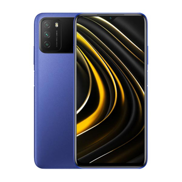 Picture of Xiaomi POCO M3, 4G, 64 GB , Ram 4 GB - Cool Blue